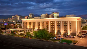 Hampton Inn Downtown salt lake city utah